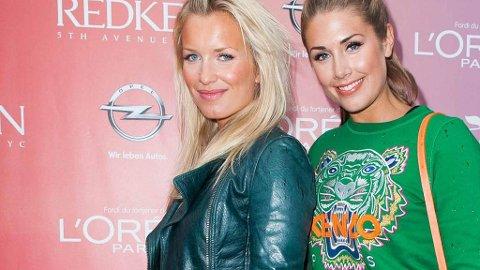 NÆRT VENNSKAP: Hedda Skoug er også kjent som stylisten til Tone Damli.