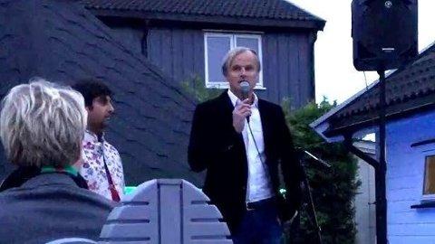 ØYSTEIN STRAY SPETALEN: Investoren kom med frisk kritikk mot de mange nordmenn han kaller «Fordelsfolka» under bursdagen til Frp-politiker Himanshu Gulati.