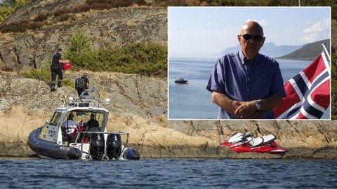 VIL HA GAMLE REGLER: Sjømann Åsmund Nilsen mener at det gamle forbudet mot vannskuter må tilbake etter dødsulykkene i juli.