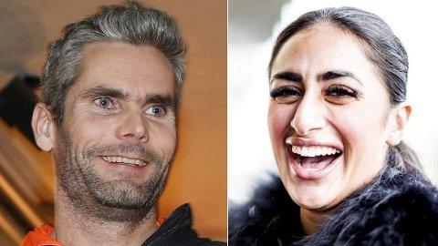 Thomas Alsgaard og Vita Mashadi er klare for «71 grader nord kjendis».