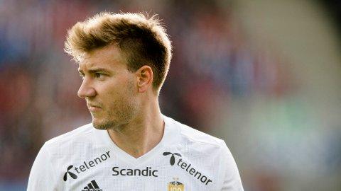 I TRØBBEL? Nicklas Bendtner skal ha havnet i slåsskamp med en taxisjåfør i København denne helgen.