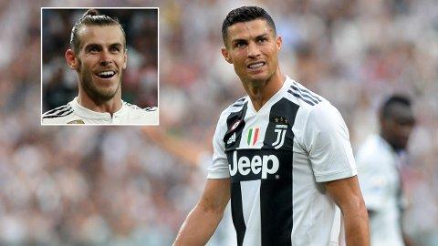 MERKER FORSKJELL: Gareth Bale legger ikke skjul på at det er merkbart at Cristiano Ronaldo ikke lenger er en del av Real Madrid.