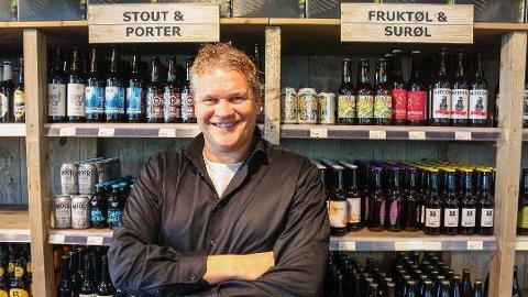 ØLSJEF: Administrerende direktør Rolf Ivar Skår i Gulating Gruppen AS. Foto: Thor Fremmerlid