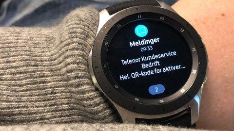 Den nye Galaxy Watch har blitt et veldig godt produkt, der særlig den nye eSIM-funksjonen imponerer.