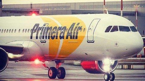 KONKURS: Primera Air har meldt seg konkurs.