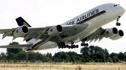 VERDENS LENGSTE FLYRUTE: Singapore Airlines gjenåpner verdens lengste flyrute.