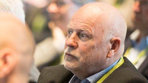 I HARDT VÆR: TV-predikant Jan Hanvold og hans Visjon Norge driver ulovlig, ifølge Drammen kommune.