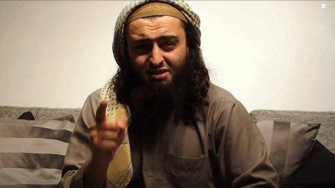 NAV-KLIENT: Mohyeldeen Mohammad møter ikke til en norsk straffesak etter trusler, men mottar fortsatt penger fra NAV.