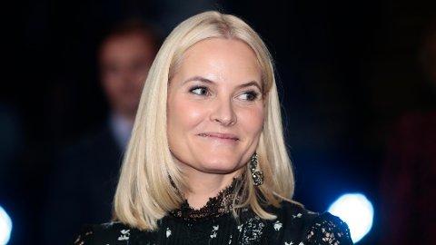 KRONISK SYKDOM: Kronprinsessen har fått påvist den kroniske sykdommen lungefibrose. Foto: Lise Åserud / NTB scanpix