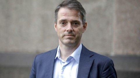 KREVER DISKUSJON: Virkes administrerende direktør Ivar Horneland Kristensen mener sykelønnsordningen må diskuteres når en ny IA-avtale skal reforhandles.