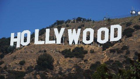 CALIFORNIA: Hollywood-skiltet er et av de mest kjente landemerkene i Los Angeles, den største byen i California. Innbyggerene i delstaten har nå gitt beskjed om at de ikke ønsker vintertid.