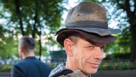 HAR STRUPEKREFT: Den folkekjære kjendisen Lothepus er rammet av strupekreft