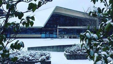 RABATT: Kulturhuset i Vennesla gir halv pris til flere av sine arrangement til fattige og rusmisbrukere via Frivillighetssentralen.