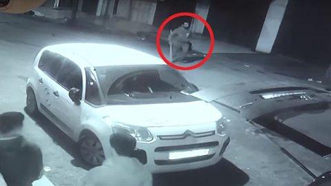 HAARETZ: Den israelske avisen Haaretz har publisert en video, hvor det hevdes at palestineren Mohammad Khabali ble skutt i ryggen.