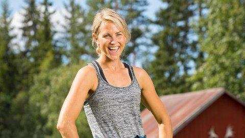 FARMEN-VINNER: Tonje Frøystad Garvik (29) fra Ulsteinvik vant Farmen 2018.