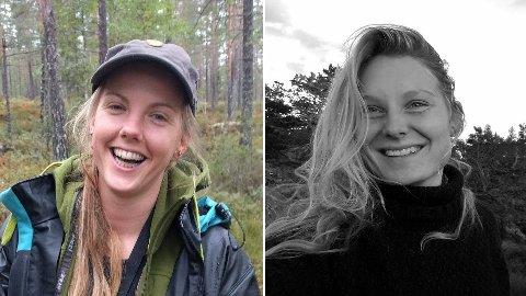 SENDER LIKENE HJEM: Norske Maren Ueland og danske Louisa Vesterager Jespersen skal fraktes hjem.
