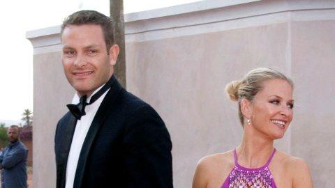 BRUDD: Det er slutt mellom Synnøve Skarbø og Per Øyvind Skaarnes. Her er de avbildet i bryllupet til Petter Stordalen og Gunhild Melhus i Marrakech i 2010.