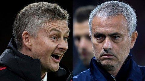 MILLIARDGEVINST: Eierne av Manchester United har økt aksjeverdiene med 2,0 milliarder kroner etter å bytte ut Jose Mourinho med Ole Gunnar Solskjær.