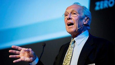 BI-professor Jørgen Randers vil at staten betaler én million kroner til hver kvinne som passerer 50 år uten å ha født barn.