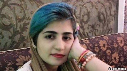 Studenten og journalisten Sepide Ghalyan er blant de modige, unge menneskene som nå utfordrer mulla-regimet i Iran.