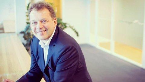 SMELL: 2018 var et skuffende år for gigantfondet Skagenfondene. Direktør Pål Bergskaug ser likevel lyst på 2019 etter at 2018 ble avsluttet sterkt.