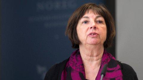 NAV-SJEF: Sigrun Vågeng er direktør i NAV. Hun sparer staten mye penger på å frata nordmenn støtte.