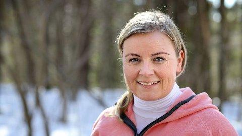 JERNKVINNE: Hege Nilsen Ekberg er daglig leder i Stormberg, og har opplevd en heftig ulve-storm etter selskapet hev seg inn i en av de mest opphetede debattene.