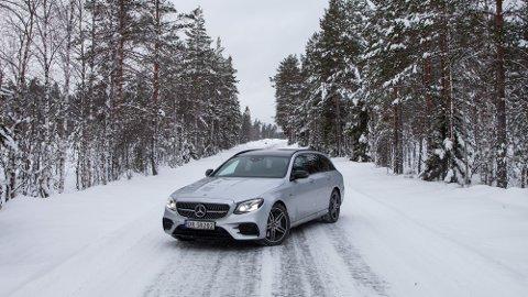 Mercedes AMG E53 er noe så uvanlig som en AMG-modell som forsøker seg med et miljøalibi. Men det er mest en unnskyldning.