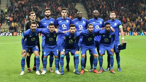 Porto har gjort det sterkt i Champions League så langt. De er ute etter et godt resultat i Roma i kveld.