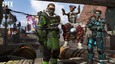 25 millioner har lastet ned spillet «Apex Legends» i løpet av én uke etter at spillet ble lansert.