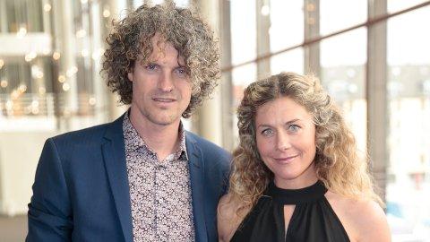 Aleksander Gamme og Cecilie Skog går hver til sitt. Foto: Lise Åserud / NTB scanpix