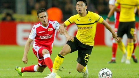 Union Berlin tvang Borussia Dortmund til ekstraomganger i cupkampen mellom lagene i oktober. Fredag jakter Union Berlin sin sjette strake hjemmeseier i 2. bundesliga.