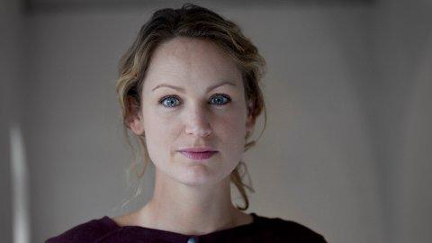 KRITISK: Pernille Skipper, som representerer det danske partiet Enhedslisten, advarer norske politikere mot å lære av dansk innvandringspolitikk.