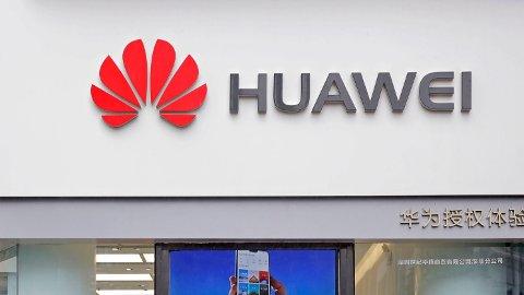 SAKSØKER: Den kinesiske teknologigianten Huawei saksøker USA, med støtte fra Kina.