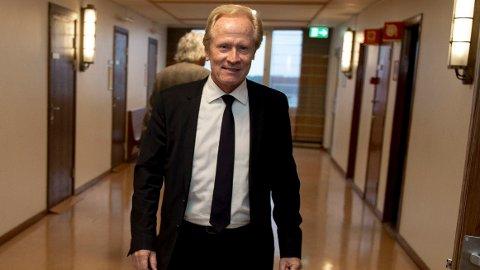 Advokat Per Danielsen retter hard kritikk mot NRK og deres beslutning om å sende «Leaving Neverland» på søndag. Foto: Carina Johansen / NTB Scanpix