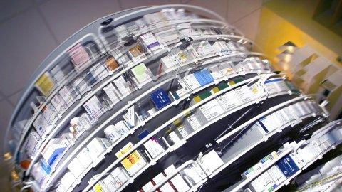 INGEN HAMSTRING: Legemiddelverket ber folk om å ikke hamstre medisiner, fordi de mener det vil gå utover de svakeste.