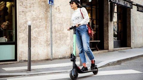 Elektriske sparkesykler av denne typen har blitt et stadig mer kjent byfenomen i både USA og Europa. Nå kommer den første tjenesten til Oslo.