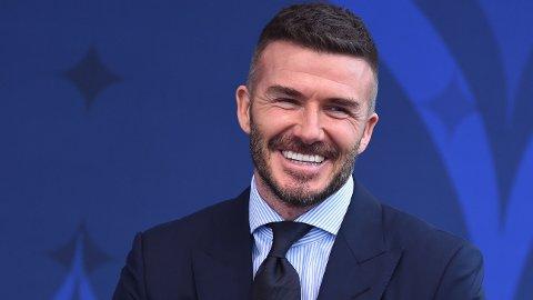 David Beckham skal ta del i kampen som markerer at det er gått 20 år siden Manchester United og Bayern München møttes i mesterligafinalen.
