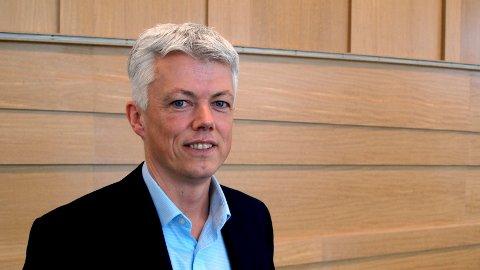 USA-SJEF: Hans Jacob Hegge har lagt merke til visse forskjeller mellom USA og Norge.