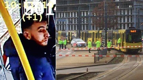 Nederlandsk politi har pågrepet en hovedmistenkt, 37 år gamle Gökmen Tanis, en tyrkisk mann, som de mistenker skjøt og drepte tre personer på trikken i Utrecht mandag formiddag. I tillegg skal ytterligere to personer være pågrepet.