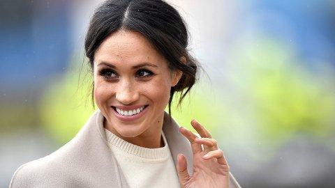 STRENGE KRAV: Etter at hertuginne Meghan ble en del av den britiske kongefamilien er hun blitt nødt til å følge flere strenge, kongelige protokoller.