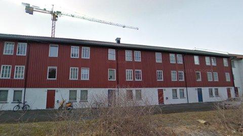 I en studentby i Trondheim, skal mesteparten av snikfotograferingen ha skjedd.