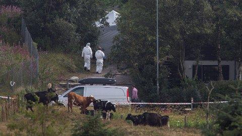TILTALT FOR DRAP: En 13 åring ble funnet drept på Varhaug i Rogaland i juli i fjor. Nå er det tatt ut tiltale.