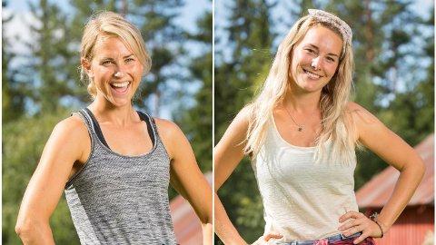 BLIR SAMBOERE:Tonje Frøystad Garvik og Lene Sleperud bekrefter at de er på leilighetsjakt sammen.