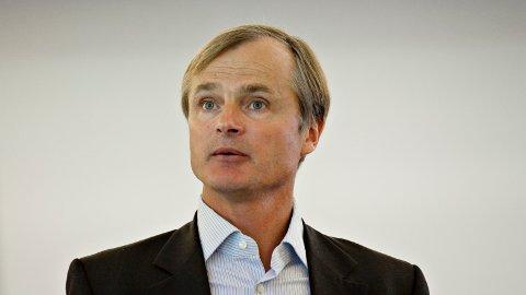 KRAFTIG SMELL: Investor og milliardær Øystein Stray Spetalen har tapt mye på entreprenørkonsernetBetonmastHæhre.