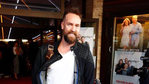 Komiker Ørjan Burøe klager inn VG til PFU. Foto: Terje Pedersen / NTB scanpix