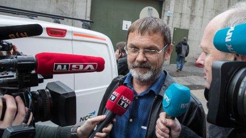 HENLAGT: Saken mot Mikhail Botsjkarev har blitt henlagt av PST.