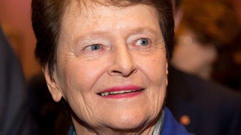 - Trump er frekk, og bruker metoder andre ikke har brukt – så folk tror det er noe nytt, sier Gro Harlem Brundtland i et intervju med NRK.