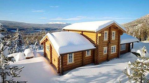 HYTTEDRØM: 100.000 nordmenn drømmer om egen hytte, og fjellhytter har nå overtatt for sjøhytter som den mest populære kategorien.