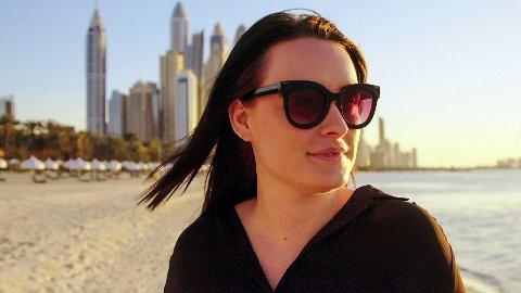Natali Barisic (28) er en av de tre svenske kvinnene som medvirker i dokumentaren «Dubaitjejer» på SVT.